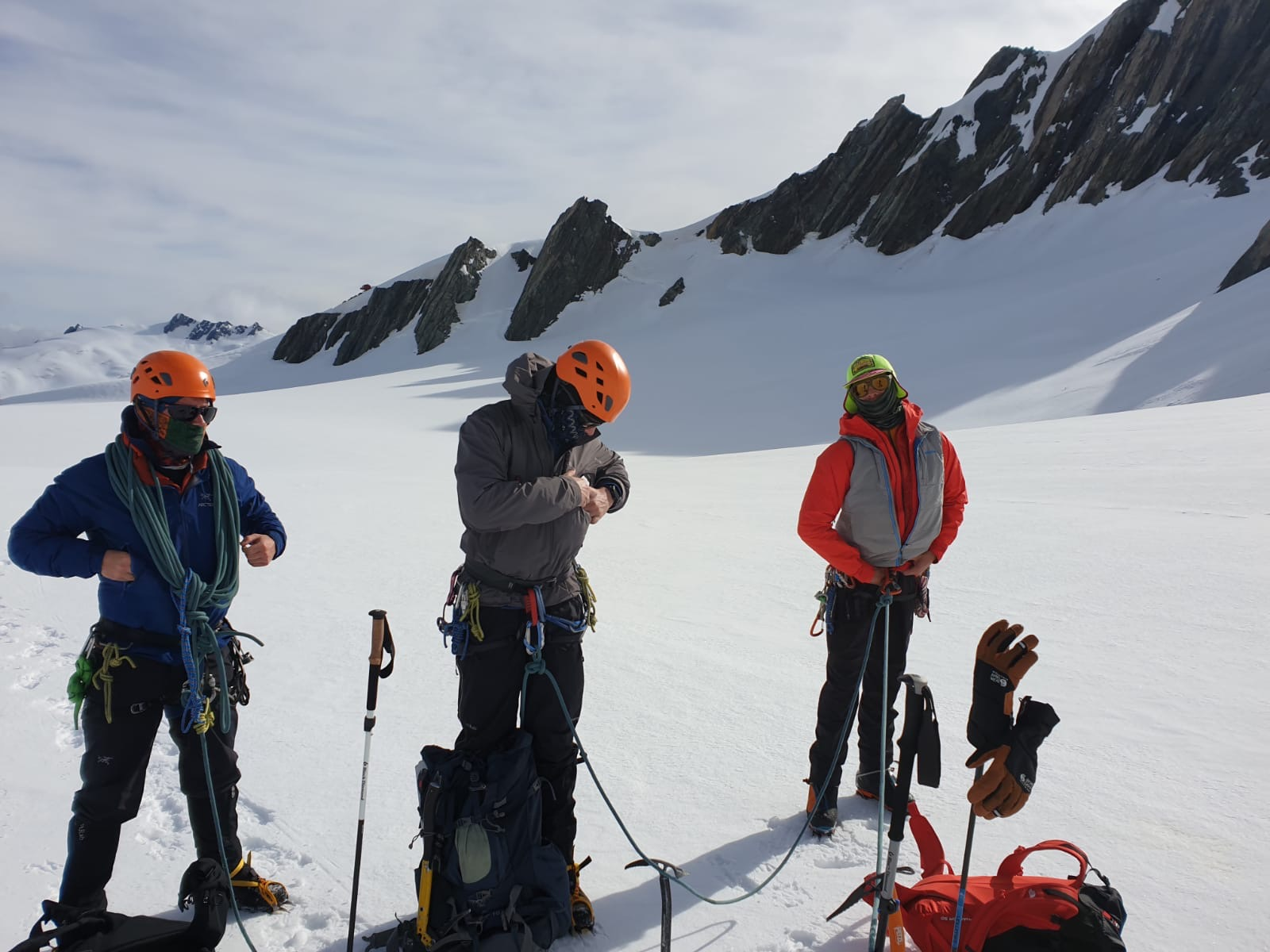 Alpine Skills Training